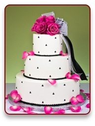 pink black and white wedding cakes with flowers 17 best images about wedding ideas on wedding 18568
