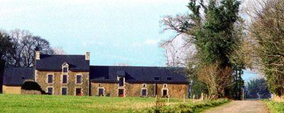 Propriété avec Chambres d'hôtes à vendre entre Vannes et Pontivy en Morbihan