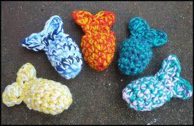 Mamma That Makes: CatNip CatFish - Free Crochet Pattern