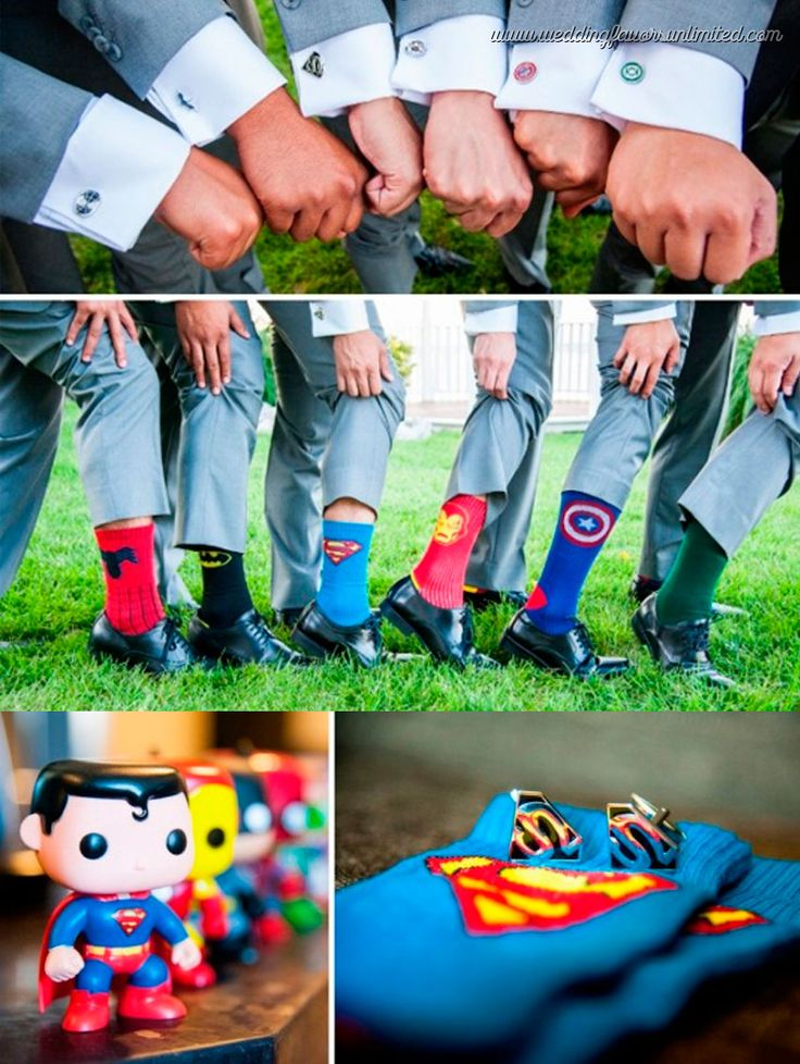 El Blog de Vagalume Designs: Una boda algo friki. --- A geek wedding