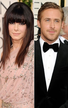 Despite their 16-year age difference, Sandra Bullock and Ryan Gosling dated shortly after co-starring in 2002's 'Murder By Numbers'.