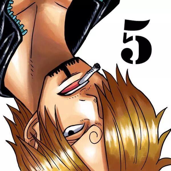 5. Sanji [One Piece Film: Gold]