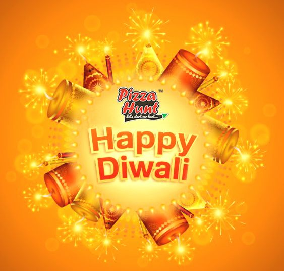 Diwali night is full of lights :-) may your life also be filled with colors and lights of happiness.:-) Happy Diwali!! :-) :-)