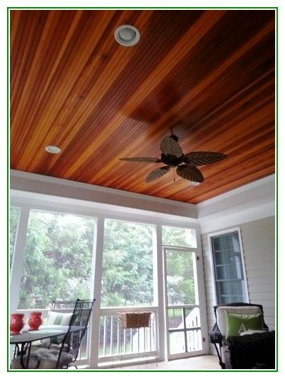 11 Best Images About Beadboard Ceiling On Pinterest