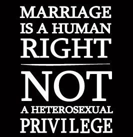 Gay rights are human rights!