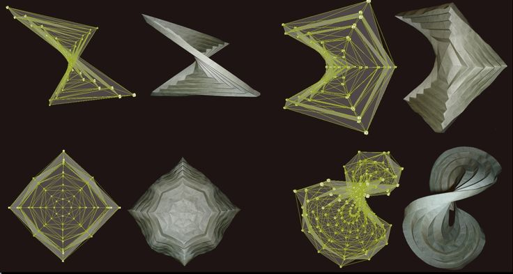 Anatomy of concentric/hyperbolic paper folds