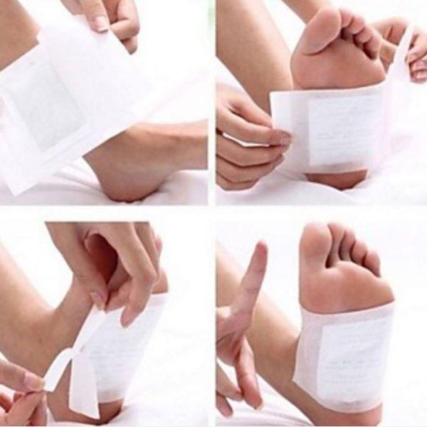 Cleansing Detox Foot Pads (10 pads)