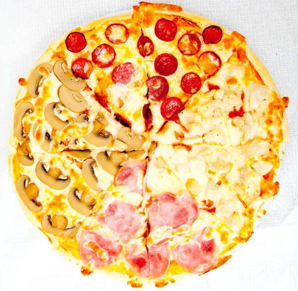 Четыре сезона пицца