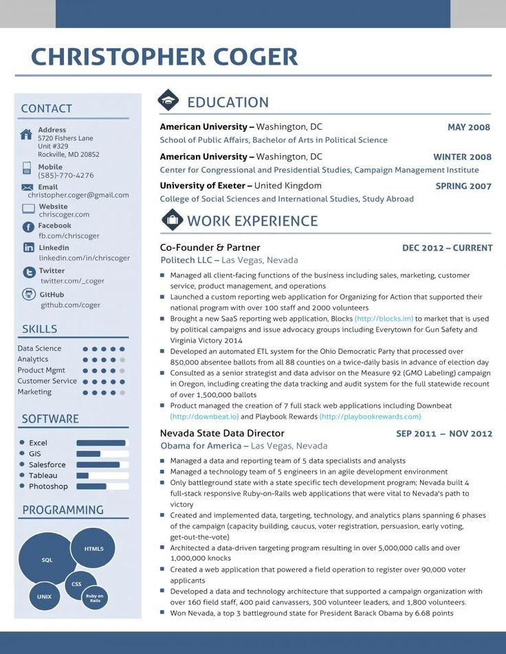 Business analyst resume resume examples data scientist