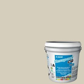 Mapei Kerapoxy Cq 1-Gallon Biscuit Sanded Epoxy Grout 41452