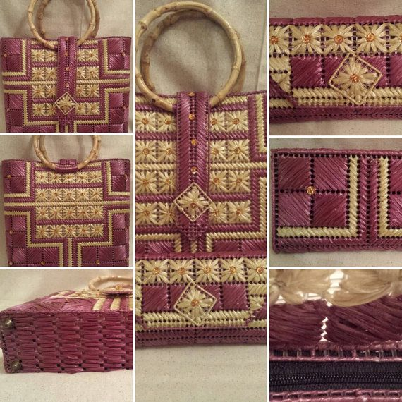 Hot Pink Avenues Helena Sassy Handbags & por HelenaSassyBags