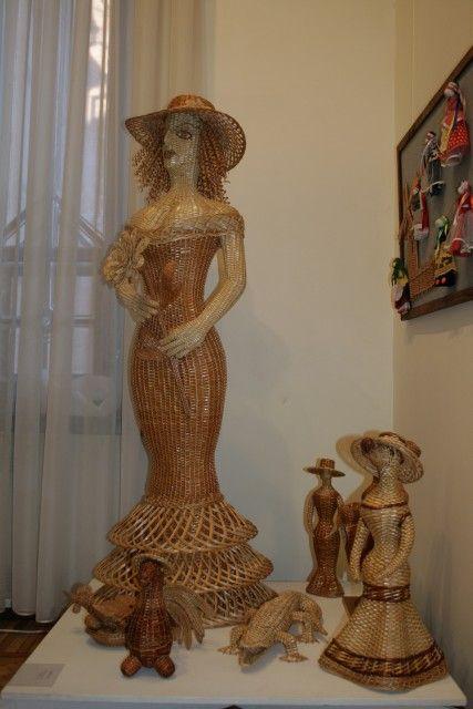 «Вироби з лози» Автор: Соколик В.Л. (м. Карлівка)