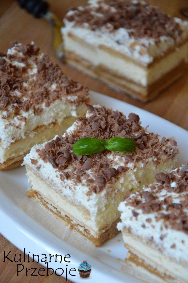 3 bit – ciasto bez pieczenia – przepis, który spośród ciast bez pieczenia jest chyba najczęściej wyszukiwany :) No bo jak to nie lubić masy krówkowej i bitej śmietany? :) Podane składniki wystarczą na blaszkę o wymiarach 27x22cm. Inspiracja: Domowe wypieki