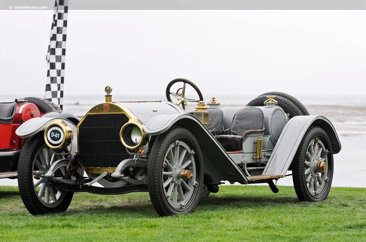 1912 Mercer Model 35 Image