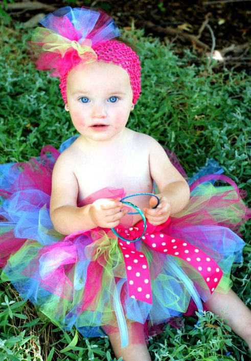 Tulle Tutu in ANY color by ShopMarleyandMe on Etsy, $22.00