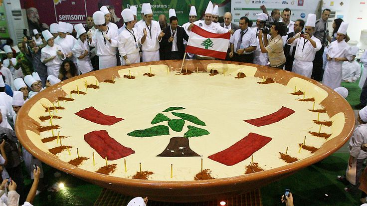 Nothing is simple in Mideast relations. Not even hummus. Lebanon, Israel and Palestinians are entangled over who owns the dish. Not even the title of world's largest hummus platter settled the matter.