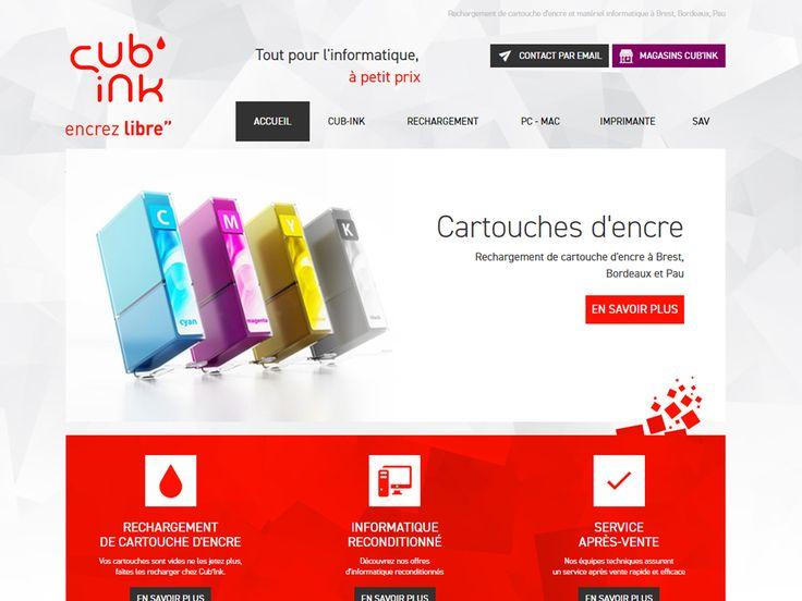 Cub ink propose un service efficace rapide et de qualit que ce soit pour la recharge de vos - Desherbant efficace et rapide ...
