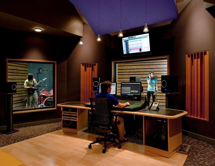 JMR Recording Studio Lebanon. Jbmc 1   Francis Manzella Design Ltd ::  Architectural And Acoustic Design