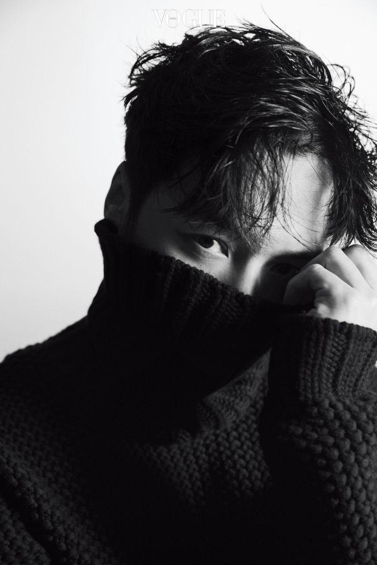 Byun Yo Han - Vogue Magazine December Issue '16