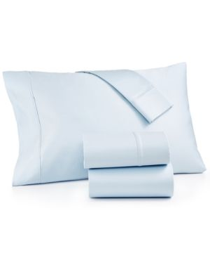 100/% Pure Egyptian Cotton 1000TC All Sizes Bedding Items Navy Blue