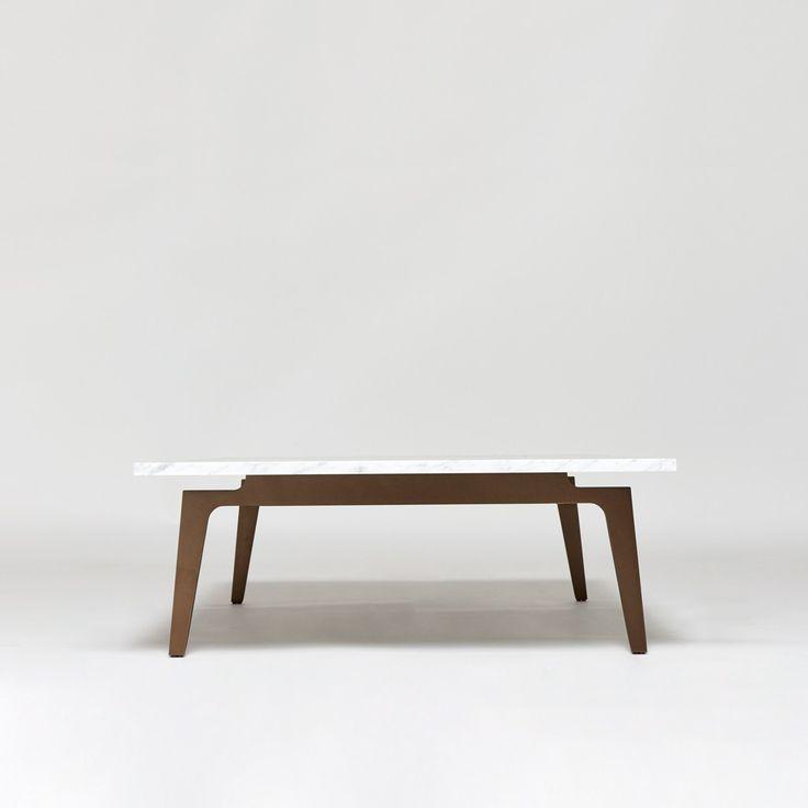 Table basse Pelham en marbre