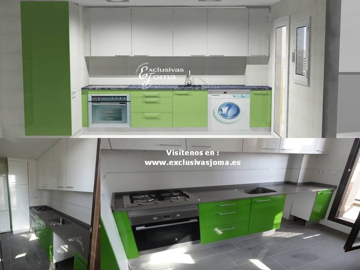 muebles de cocina para la nueva urbanizacin de la calle catalua en tres cantos