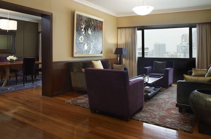 Presidential Suite - The Westin Grande Sukhumvit Bangkok