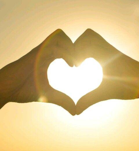 Sonnenschein im Herz