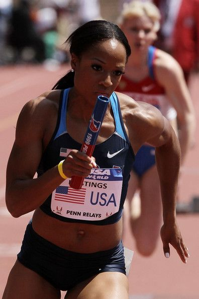 Natasha Hastings:  400m