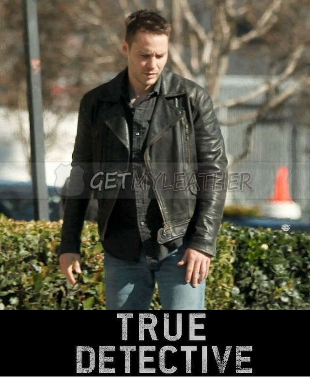 Season 2 True Detective Taylor Kitsch Jacket available in Real Leather only on Getmyleather Store with Free Shipping worldwide.