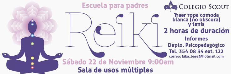 Reiki- Escuela para padres