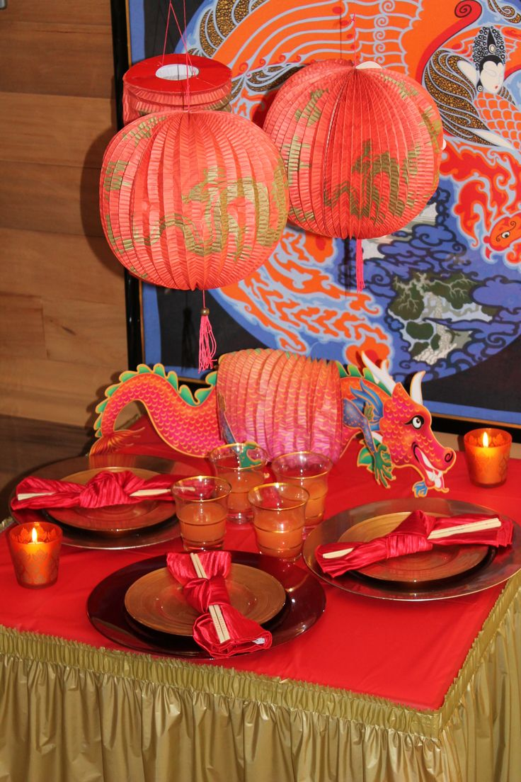 1000 images about asian theme party on pinterest sushi for Asian party decoration