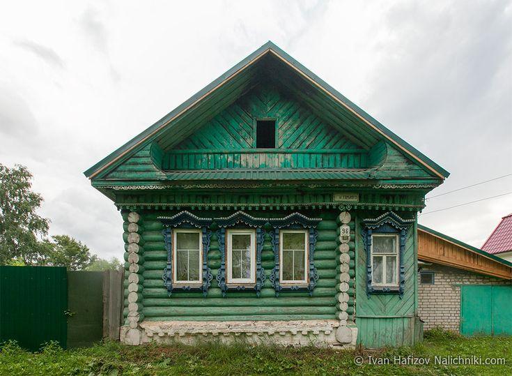 Обычная сказочная избушка - http://nalichniki.com/obychnaya-skazochnaya-izbushka/