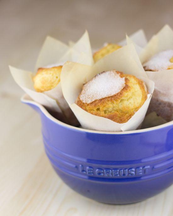 Objetivo: Cupcake Perfecto.: Magdalenas caseras