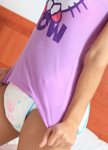 Pink Diapergirl I Like It Adult Baby How Big Is