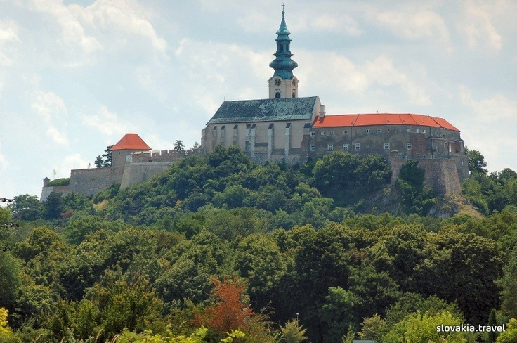 Slovakia, Nitra - Castle