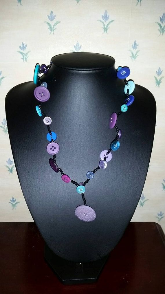 Check out this item in my Etsy shop https://www.etsy.com/uk/listing/246683408/mixed-purple-and-blue-button-y-style