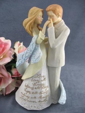 171 best WEDDING CAKE TOPPERS images on Pinterest Wedding cake