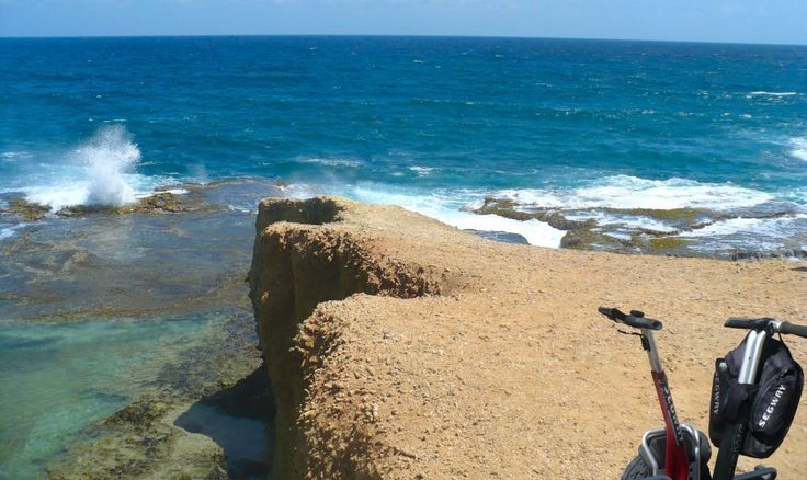 We love exploring the northern coastline of #Barbados by segway!  http://barbados.org/barbados-segway-tours.htm
