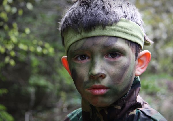army face paint - Google Search