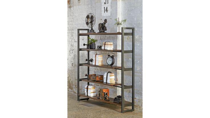 Rail Bookshelf Holder | Domayne