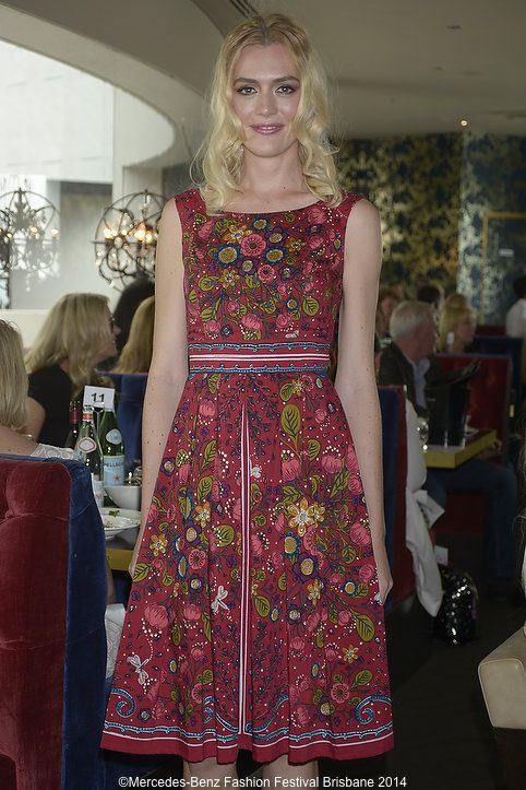 Maiocchi's sweet summer dress