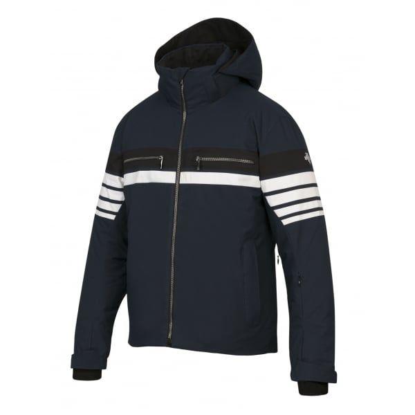 Descente Editor Mens Ski Jacket in Navy Black and White - http://www.white-stone.co.uk/mens-c272/ski-c275/ski-jackets-c284/descente-editor-mens-ski-jacket-in-navy-black-and-white-p6082