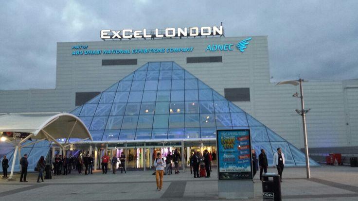 ExCeL London i Custom House, Greater London