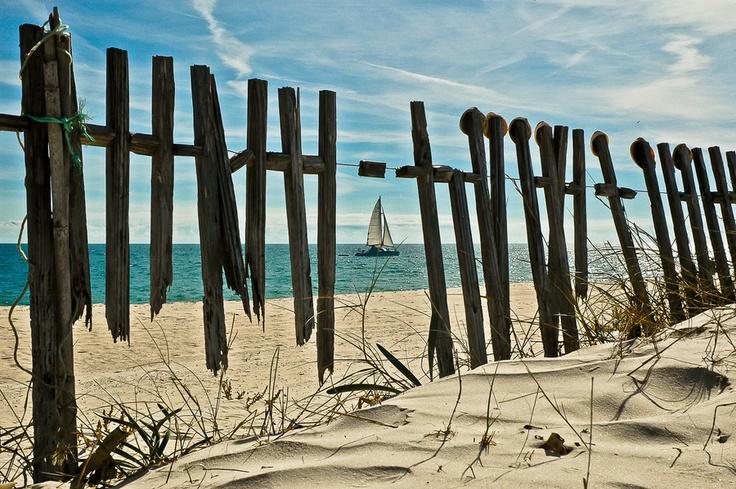 Barril #Beach #Tavira #Algarve #Portugal (Photography by Jose Covas via 500px)