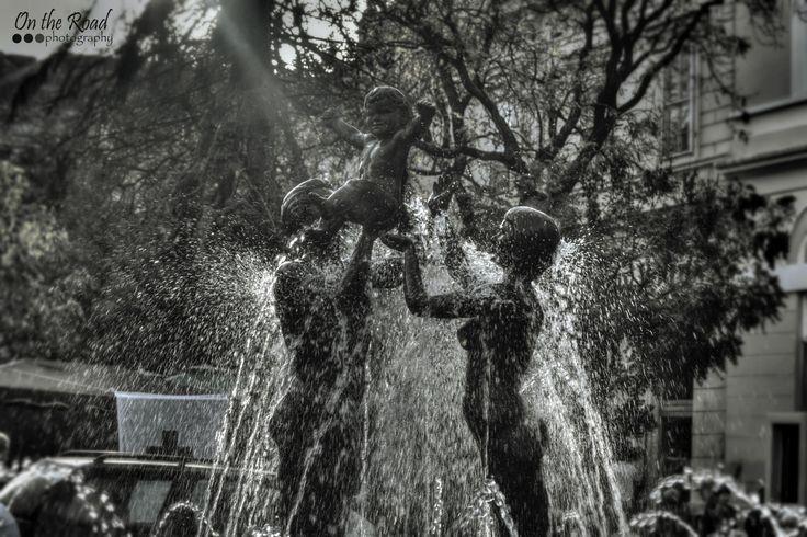 The Family Fountain in Kikinda