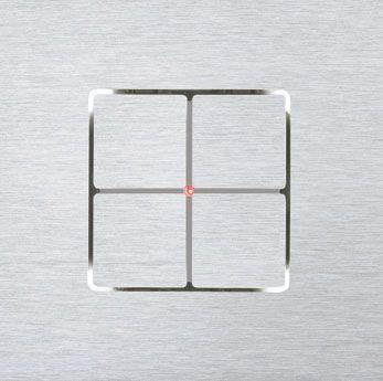 Lara Flatline design switch | CJC Systems