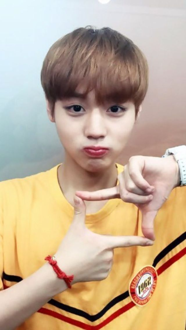 Park Jihoon | Wanna One | Produce 101 ss2❤️
