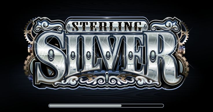 Sterling Silver Mobile Slot Game