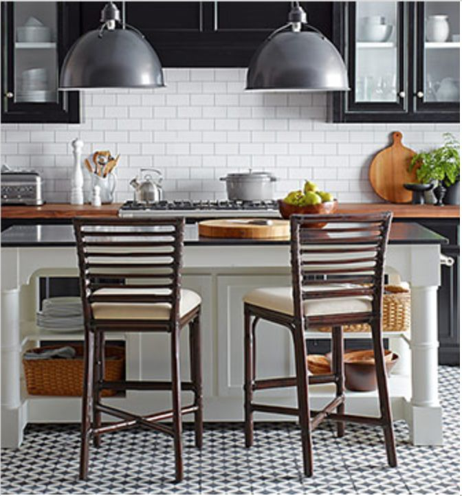 global style kitchen decorating